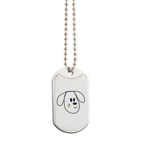 buddy the dog dog tag