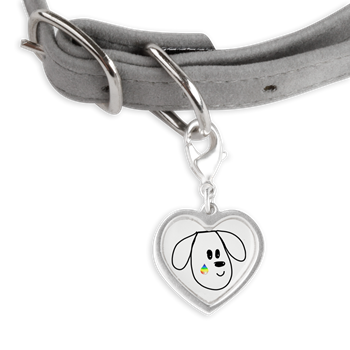 buddy the dog pet tag