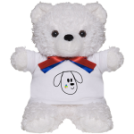 Buddy the Dog Teddy Bear