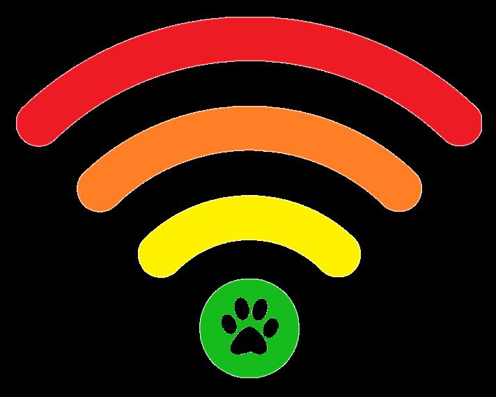 rainbow bridge online wifi logo cafepress
